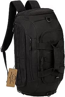 Tactical Duffle Bag Men Gym Backpack Military Rucksack Molle Shoulder Bags Shoes Storage Sports Handbag