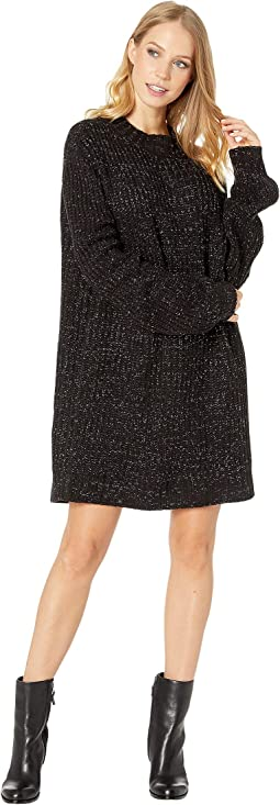 Shimmery Night Knit