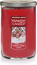 Yankee Candle Large 2-Wick Tumbler Candle, Cascading Snowberry Large 2-Wick Tumbler 1308389Z