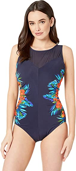 Samoan Sunset DD-Cup Fascination One-Piece