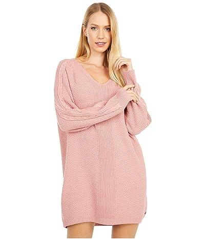 Roxy Baby Crush Dress (Ash Rose) Women