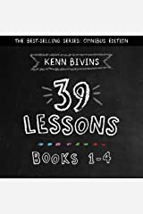 The 39 Lessons Series: Books 1-4 Kindle Edition