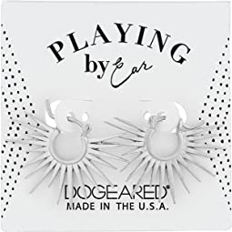 Dogeared - Playing By Ear Wing Lip Card Ray Huggies