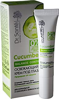 Dr. Sante Cucumber Balance Control. Refreshing Eye cream. For normal and prone to oily skin