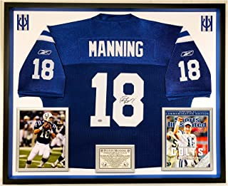 Best autographed manning jersey Reviews