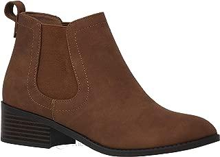 Best grey booties no heel Reviews