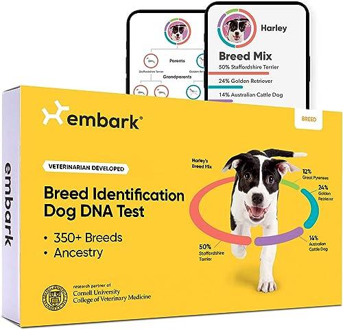 Embark   Dog DNA Test   Breed Identification Kit