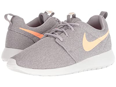Nike Roshe One (Atmosphere Grey/Orange Pulse) Women