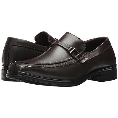 Deer Stags Colby Slip-On Loafer (Dark Brown) Men