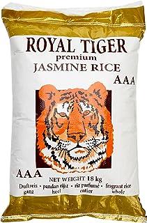 Royal Tiger Reis Jasmin, 1er Pack 1 x 18 kg