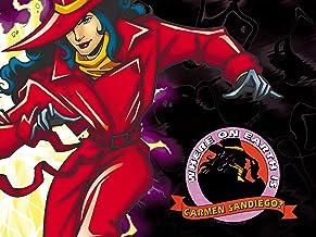 Where On Earth Is Carmen Sandiego? - Season 4