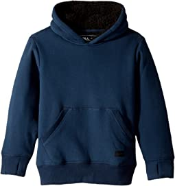 O'Neill Kids - Staple Sherpa Pullover Fashion Fleece (Toddler/Little Kids)