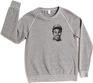 Ken GRIFFEY jr. Seattle Mariners BASEBALL tri-blend athletic sweatshirt