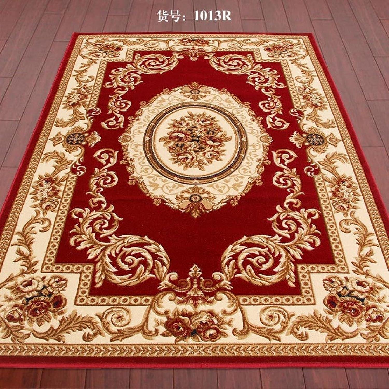 DXG&FX Blanket for living room and tea table Bedroom bedside mats Non-slip door carpet-G 80x150cm(31x59inch)