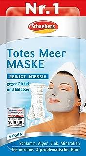Schaebens Totes Meer Maske, 15er Pack 15 x 15 ml