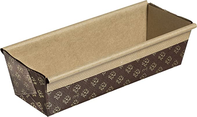 25-Pack 6-Inches x 2.5-Inches x 2-Inches Honey-Can-Do 2591 Junior Loaf Pan