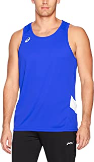 ASICS Mens Team Sweep Singlet
