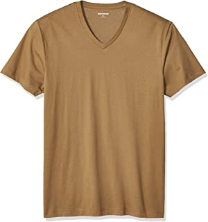 "Amazon Brand - Goodthreads Men's Slim-Fit ""The Perfect V-Neck T-Shirt"" Short-Sleeve Cotton"