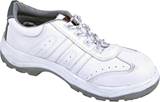 Blackrock White Painters Trainer's With Steel Toe Cap And Midsole (10 UK / 44 EU)