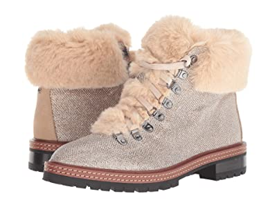 Kate Spade New York Rosalie Boot (Roasted Peanut Faux Fur/Suede) Women
