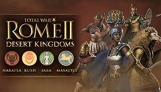 Total War: Rome II – Desert Kingdoms [Online Game Code]