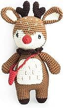 crochet forest animals
