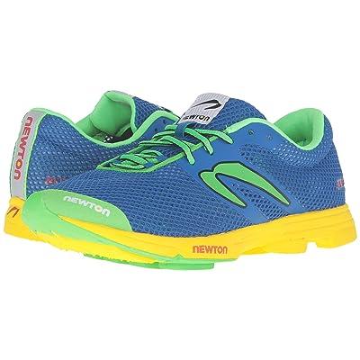 Newton Running Distance Elite (Blue/Green) Women