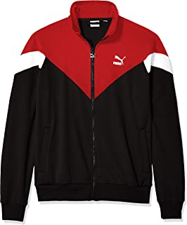 PUMA Men's Iconic MCS Track Jacket Mesh