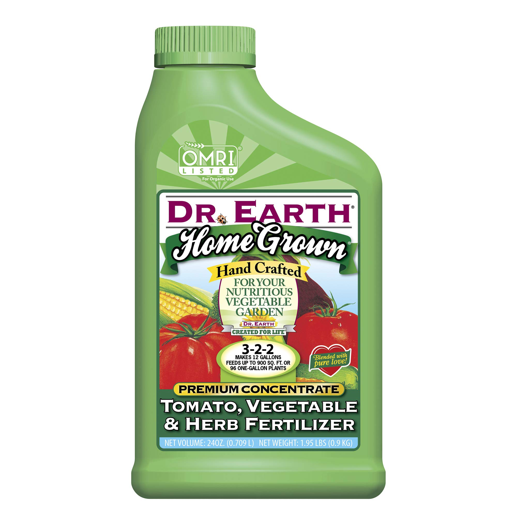 Dr Earth Vegetable Fertilizer Concentrate