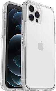 OtterBox Symmetry Clear   sturz  und stossgeschützte, elegante, transparente Schutzhülle für Apple iPhone 12 / 12 Pro