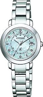 [シチズン] 腕時計 クロスシー Hikari Collection エコ・ドライブ電波時計 Titania Happy Flight 限定モデル 世界限定2,500本 限定BOX付 ES9440-51W レディース シルバー