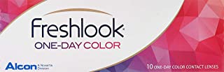 Freshlook One-Day Color Gray (-2.75) - 10 Lens Pack