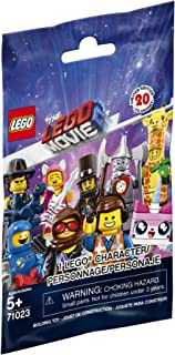 LEGO Minifigures The Movie 2 71023 Building Kit (1 Minifigure), New 2019