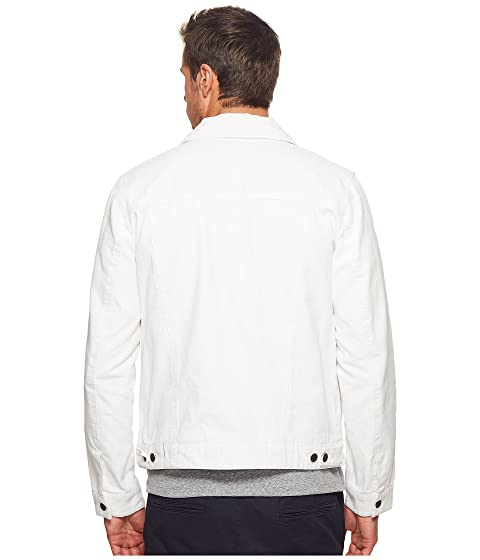 Cotton White Four Canvas Levi's® Trucker Pocket Heavy wOq8CF