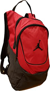 Nike Jordan Jumpman 23 Round Shell Style Backpack - Red