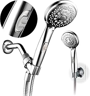 hand held shower heads with on off switch