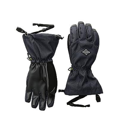 Burton Kids Profile Gloves (Little Kids/Big Kids) (Denim) Snowboard Gloves