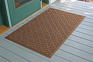 Bungalow Flooring Waterhog Door Mat, 3' x 5' Made in USA, Durable and Decorative Floor Covering, Skid Resistant, Indoor/Ou...