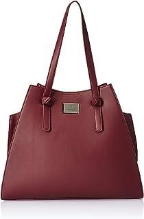 Van Heusen Spring-Summer 2019 Women's Tote Bag (Burgundy)