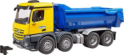 MACK Granite camion ribaltabile movimento terra BRUDER 02823