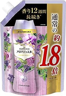 レノア ハピネス アロマジュエル ビーズ 衣類の香りづけ専用 ラベンダーブーケ 詰め替え 約1.8倍(805mL/482g)