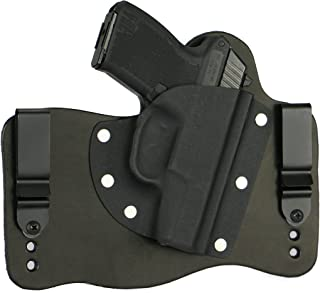 FoxX Holsters Kel Tec P11 In The Waistband Hybrid Holster Tuckable, Concealed Carry Gun Holster