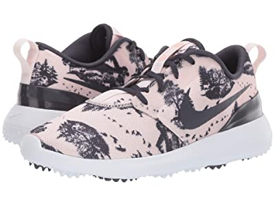 Nike Golf Roshe G (Echo Pink/Gridiron/White/White) Women