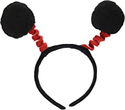 infant ladybug antennae headband