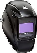 Auto Darkening Welding Helmet, Black, Digital Elite, 3, 5 to 8/8 to 13 Lens Shade
