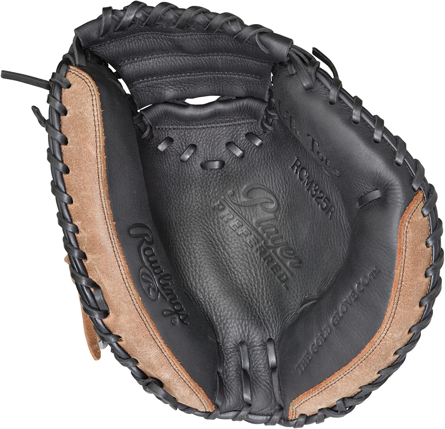 Rawlings Player Preferred Series 32.5inch Catcher's Mitt, RightHand Throw (RCM325R)