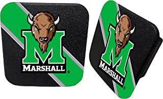 Marshall Thundering Herd Rubber Trailer Hitch Cover