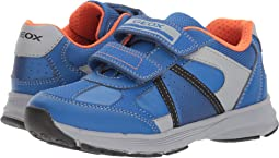Geox Kids - Jr Top Fly Boy 1 (Little Kid/Big Kid)