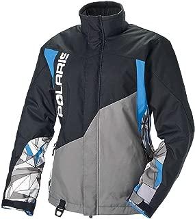 Polaris New Women's Black & Blue Diva Jacket, Medium, 286850803