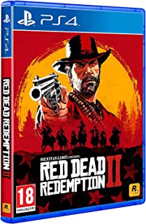 Red Dead Redemption 2 - Playstation 4 (PS4)